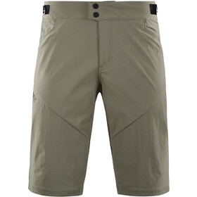 Cube AM Baggy Shorts Heren, olive